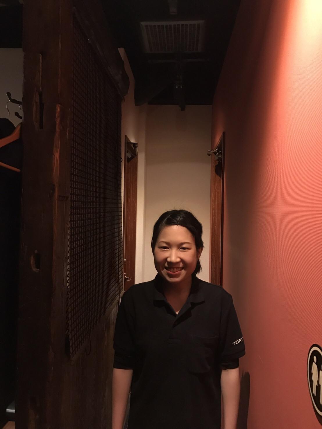 ☆とり鉄Best Staff総選挙2016 ☆エントリーNo60 大野 美香