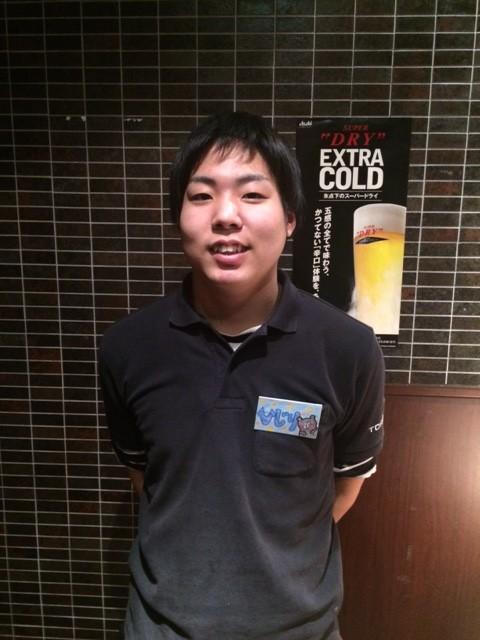☆とり鉄Best Staff総選挙2016 ☆エントリーNo65 熊本 聖