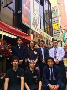 ■居酒屋 焼き鳥 とり鉄 上野御徒町中央通り店 オープン